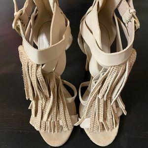 Nude 6.5 heels